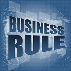 Business Rules – March 2014