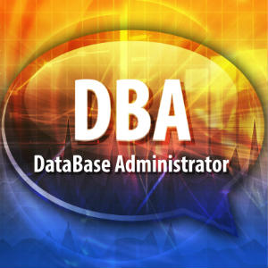 A Sample DBA Job Posting