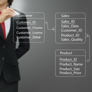 Converting an Essential Data Model to a Real Database Design, Part One