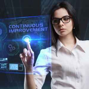 Data Culture Through Continuous Improvement